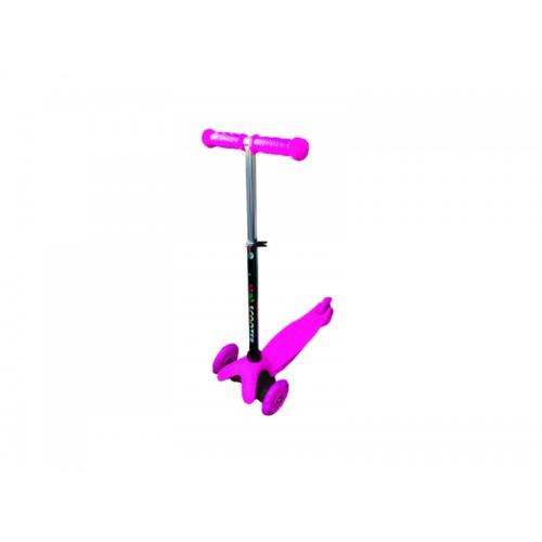 Trotinet Romobil 002D1A pink