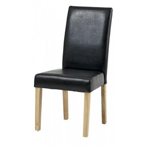 Trpezarijska stolica BY crna