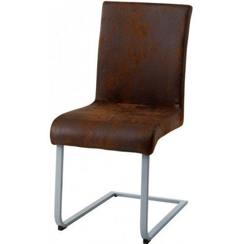 Trpezarijska stolica Fresh braon