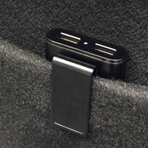 USB punjač iz upaljača automobila 2.4A SA060