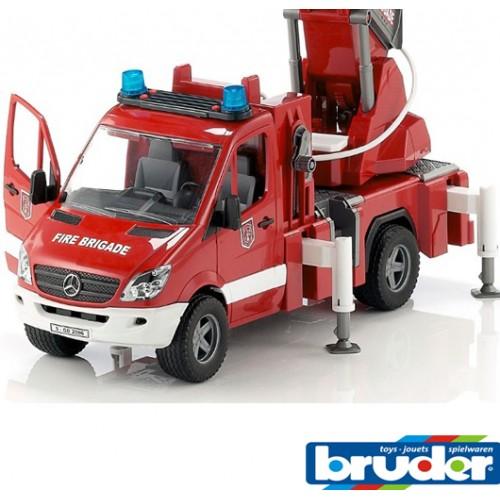 Vatrogasni kamion Mercedes Benz Sprinter Bruder 025328