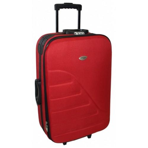 Veliki kofer za putovanje 79x50x26cm crveni