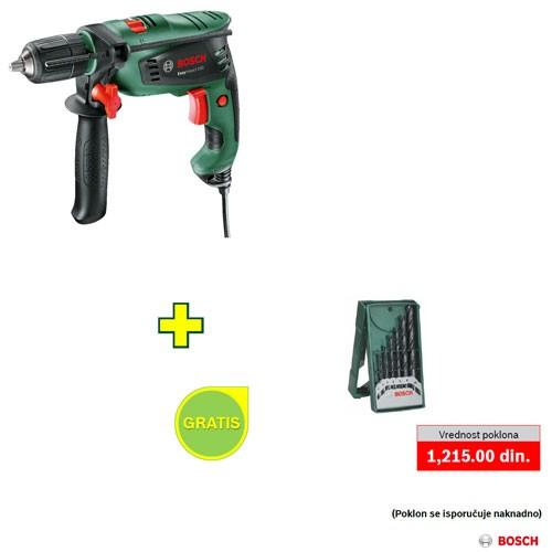Bosch vibraciona bušilica EasyImpact 550 + poklon