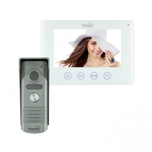 Wi-Fi smart video interfon DPV-WIFI/SET