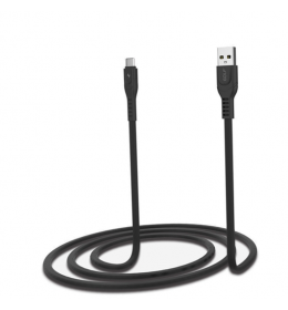 USB kabl tip C 1m GOLF GC-58T crni