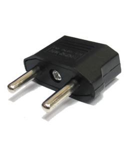 Adapter za punjač 2 rupe crni