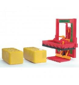Priključak Silo blok Bruder 023331