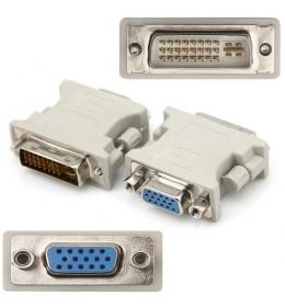 Adapter DVI (24+5) muški na VGA ženski D2V-245