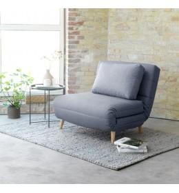 Fotelja na razvlačenje Siva