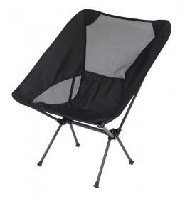 Kamperska stolica UHET crna