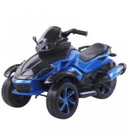 Dečiji bagi Quad model 124 plavi