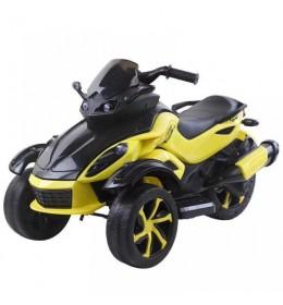 Dečiji bagi Quad model 124 žuti