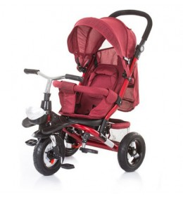 Tricikl za bebe chipolino polar red