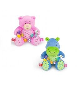 Igračka plišana Hippo / Meda 25063 Kids II