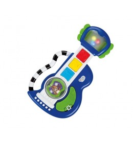 Igračka Baby Einstein Rock, Light & Roll gitara Kids II 90680