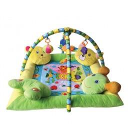 Podloga za igru Play Gym sa 4 jastučeta Lorelli Bertoni 88x88