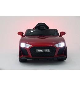 Dečiji auto na akumulator Audi 915 Crvena