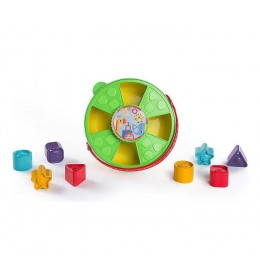 Igračka 4-in-1 Twist & Grow Shape Sorter Activity Kids II