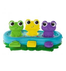 Bop & Giggle Frogs Muzička igračka Kids II