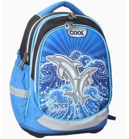 Školski anatomski ranac Cool SL Dolphin