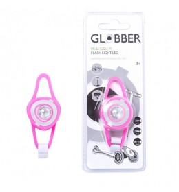 Globber led svetlo multikolor - Pink 18016
