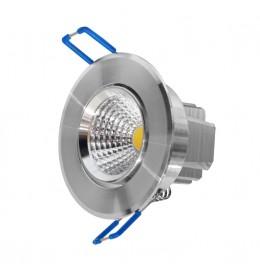 Ugradna LED lampa 3.6W hladno bela