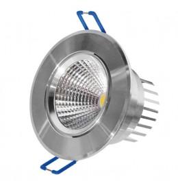 Ugradna LED lampa 5.4W hladno bela AX LUG5C-CW Prosto