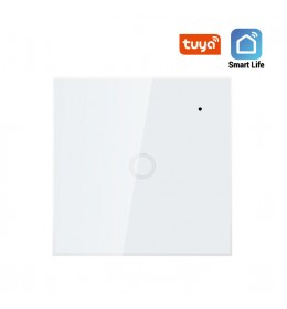 Prekidač svetla 1x5A Wi-Fi smart WFPS-W1/WH
