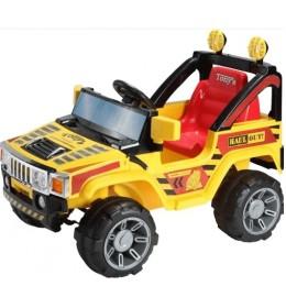 Džip na akumulator model 205 žuti