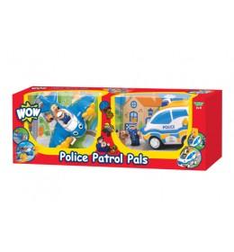 Policija Set 2u1 WOW igračka