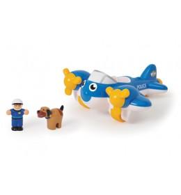 Policijski avion WOW igračka Police Plane Pete