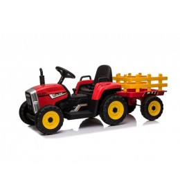 Dečiji Traktor Sa Prikolicom 261
