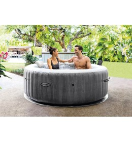 PURE SPA GREYWOOD DELUXE SET 196cm