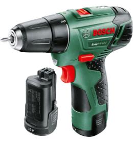 Akumulatorska bušilica Bosch EasyDrill 12-2 ( 2 akumulatora )