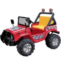 Automobil na akumulator model 301 crveni