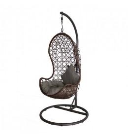 """Viseća fotelja """"gnezdo"""" 119x82 cm"""