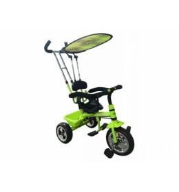 Tricikl Baby Mix zeleni
