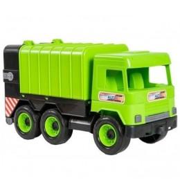 Kamion djubretarac zeleni 39484