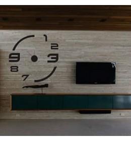 3D zidni sat KA9902