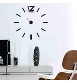 3D zidni sat KA9904