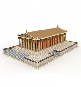 3D drvene puzzle - Partenon