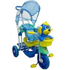 Tricikl sa tendom 401 plavi