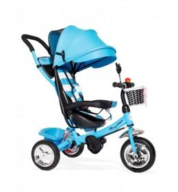 Dečiji tricikl sa tendom model 406 plavi