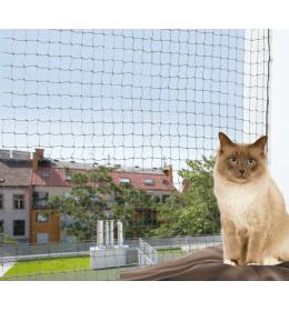 Zaštitna mreža za mačke 6 x 3 m