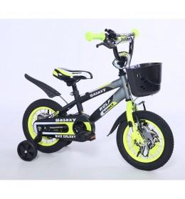 Dečiji bicikl Wolf 12 Neon žuta