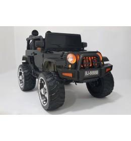 Jeep 4x4 crni