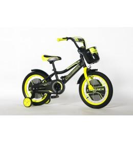 Dečiji bicikl 16'' Crosser Žuti