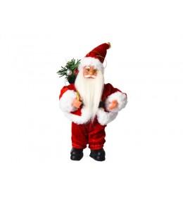 Mini deda Mraz figurica 18 cm