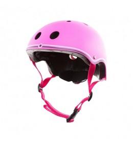 Globber kaciga junior - Pink 500114