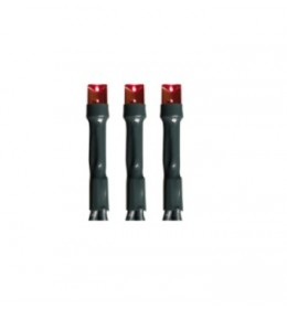 Novogodišnje lampice sa 50 crvenih LED dioda KI50LED/R